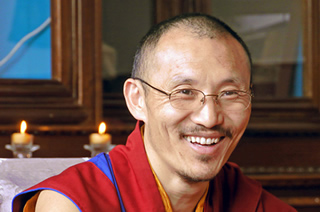 Geshe Kalsang Gyatso